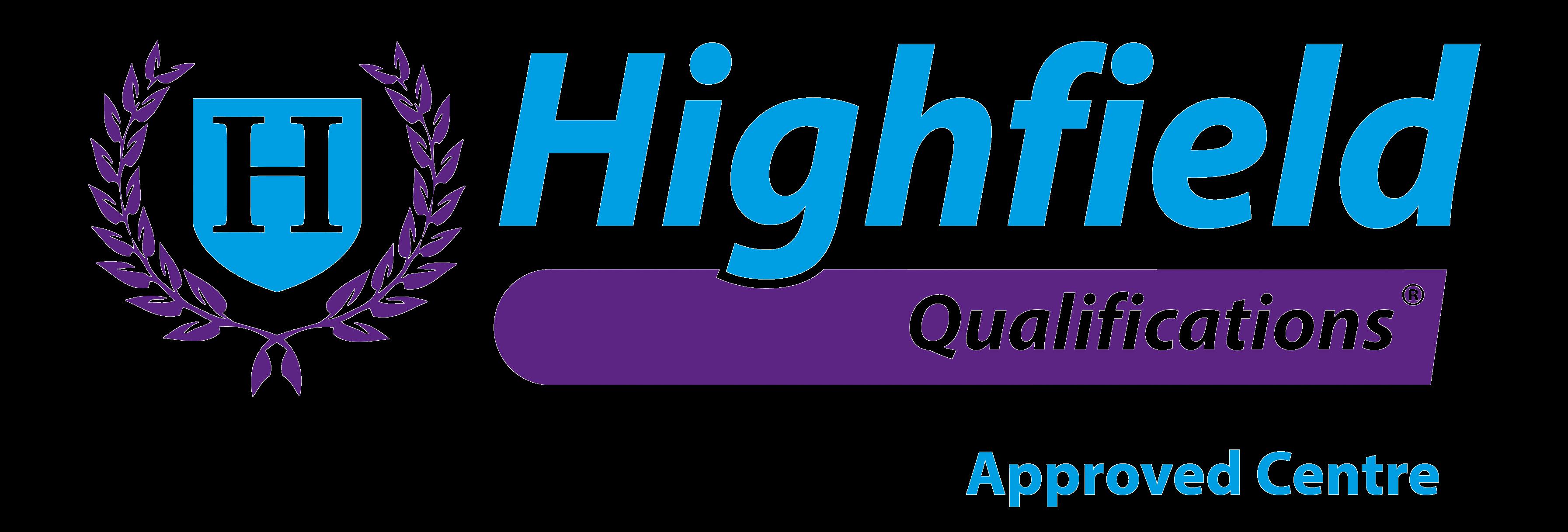 Highfield Qualification logo